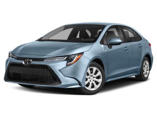 Toyota Jacksonville Fl >> 2020 Toyota Corolla Le