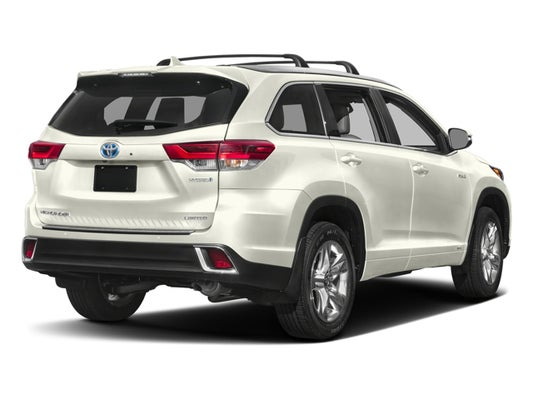 2017 Toyota Highlander Hybrid Limited Low Mile Trade In Jacksonville Fl Keith Pierson