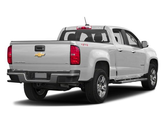 2018 Chevrolet Colorado 2wd Lt Jacksonville Fl Serving Orange Park