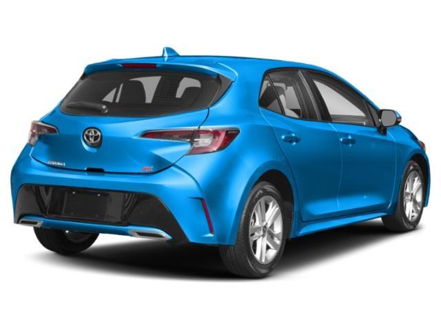2019 Toyota Corolla Hatchback Se Jacksonville Fl Serving Orange