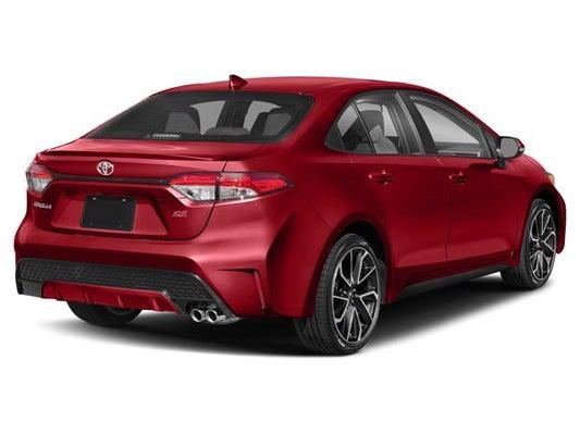 Toyota Jacksonville Fl >> 2020 Toyota Corolla Se