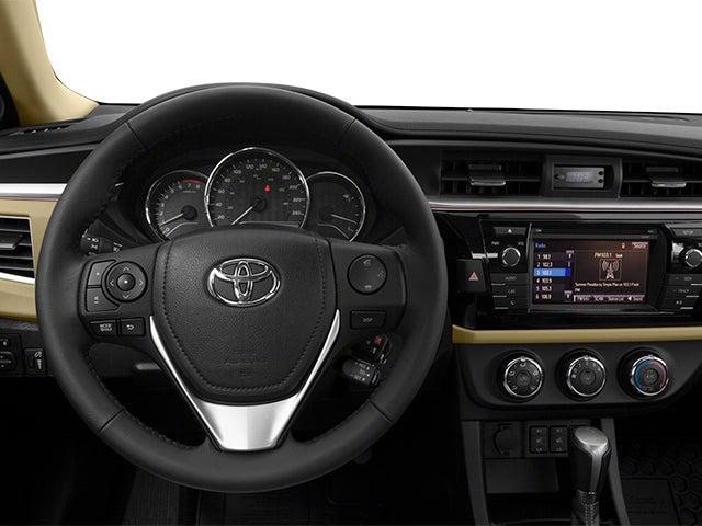 2014 Toyota Corolla LE In Jacksonville, FL   Keith Pierson Toyota