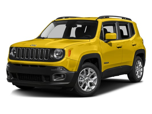 2016 Jeep Renegade Laude 4wd In Jacksonville Fl Keith Pierson Toyota