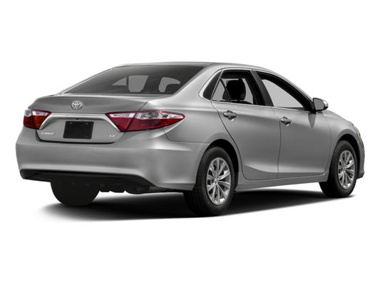 2016 Toyota Camry Le In Jacksonville Fl Keith Pierson