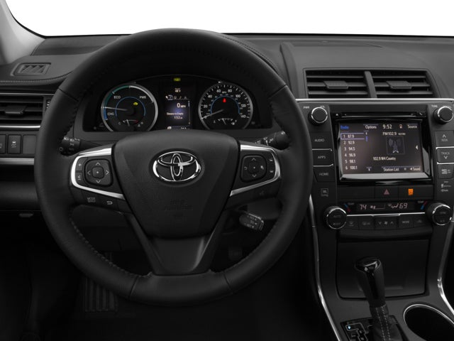 2016 Toyota Camry Hybrid Xle In Jacksonville Fl Keith Pierson