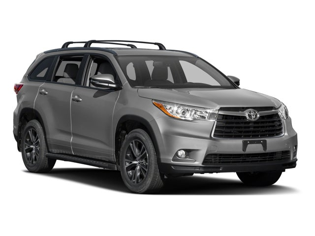 2016 Toyota Highlander XLE AWD V6 in Jacksonville, FL - Keith Pierson Toyota