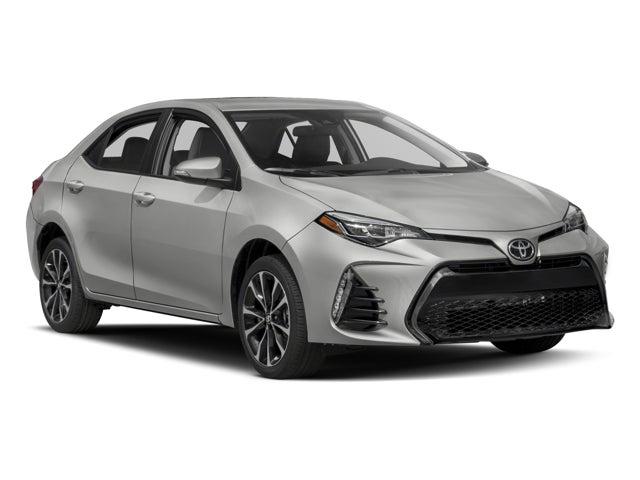 2017 Toyota Corolla Se Cvt In Jacksonville Fl Keith Pierson