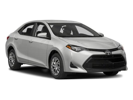 2018 Toyota Corolla Le Cvt In Jacksonville Fl Keith Pierson