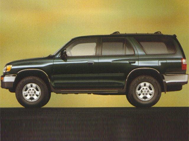 1998 Toyota 4Runner SR5 In Jacksonville, FL   Keith Pierson Toyota