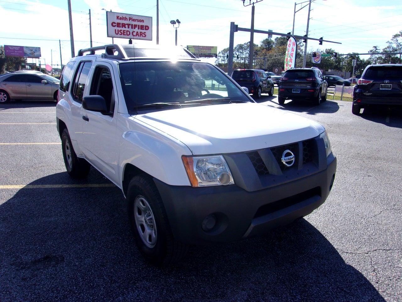 2008 Nissan Xterra S in Jacksonville, FL - Keith Pierson Toyota