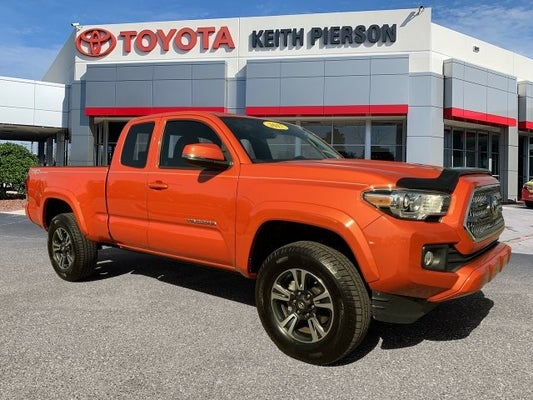 2017 Toyota Tacoma Sr5 Access Cab V6 6at 2wd In Jacksonville Fl Keith Pierson