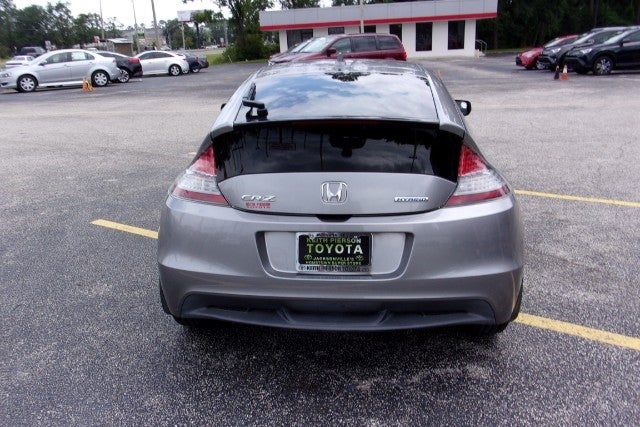 2011 Honda CR Z EX CVT In Jacksonville, FL   Keith Pierson Toyota