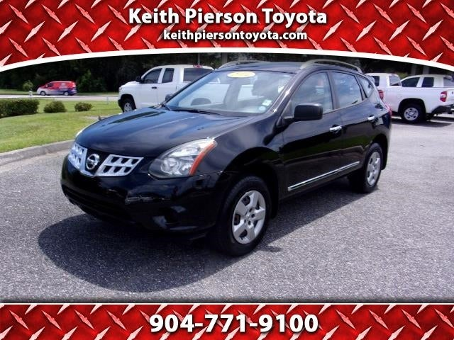 2014 Nissan Rogue Select S 2WD In Jacksonville, FL   Keith Pierson Toyota
